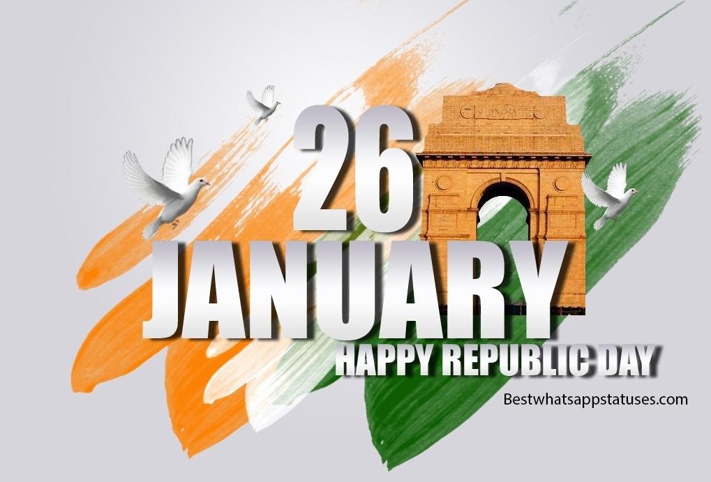 Republic Day Whatsapp status